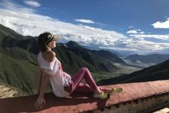 Selena_Shatskih_gori_Tibeta