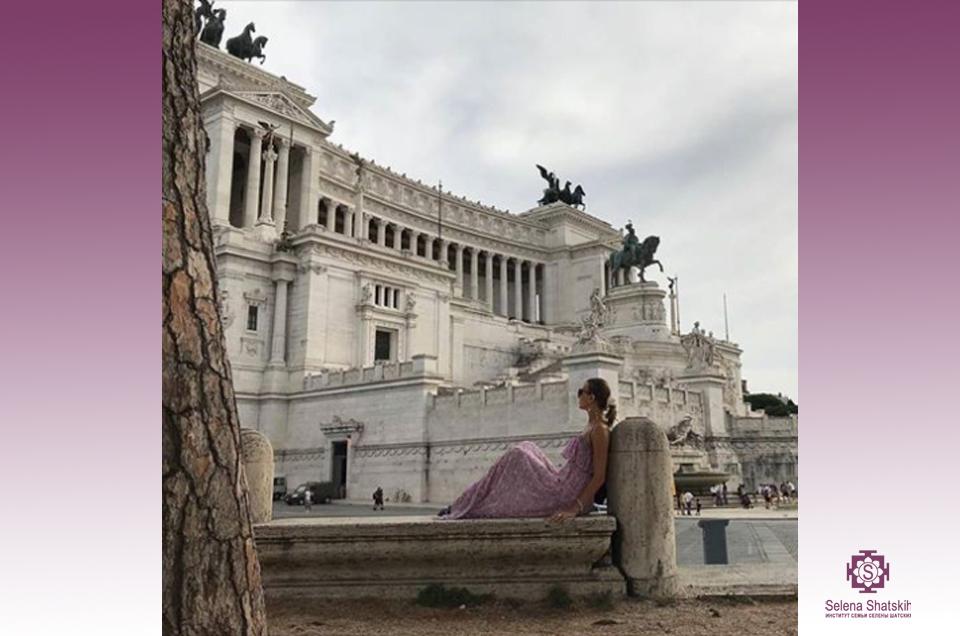 Selena_Shanti_Rim_Italiya